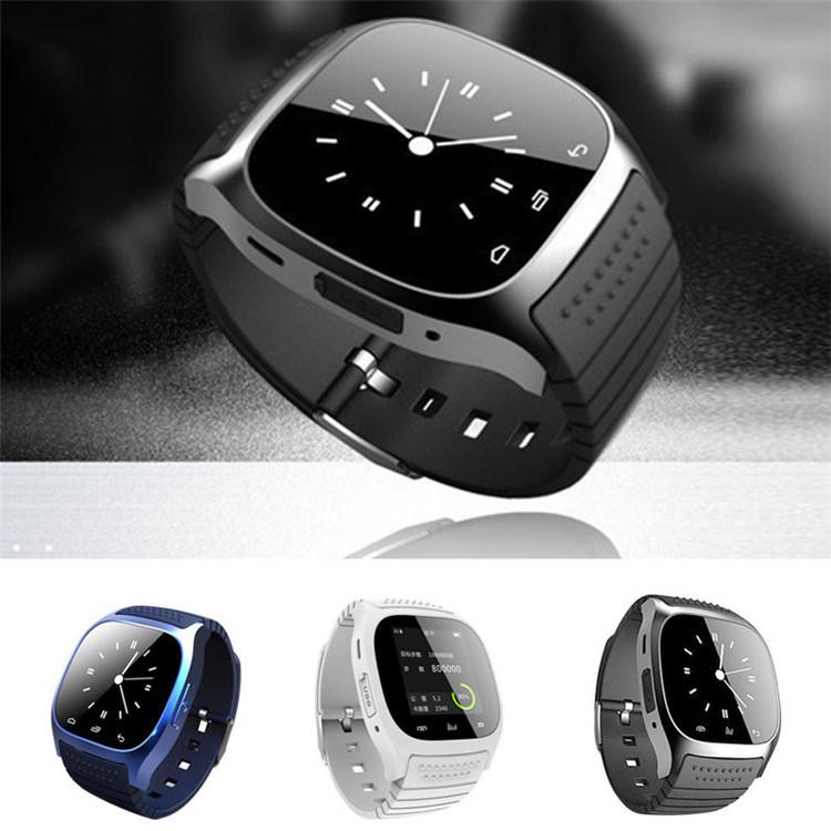 Gelbert M26 Bluetooth Waterproof Smart Watch Mobile Phone