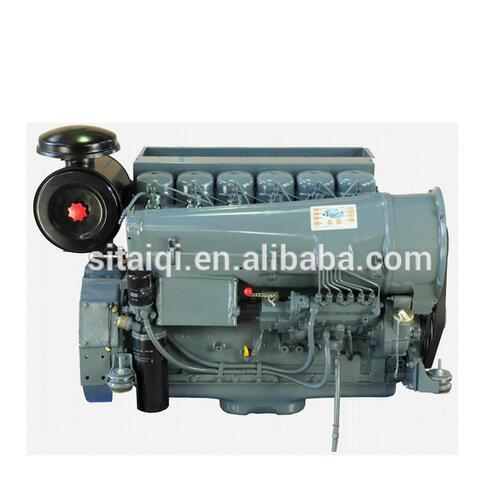 Deutz Air-Cooled 6 Cylinder Diesel Engine Bf6l914