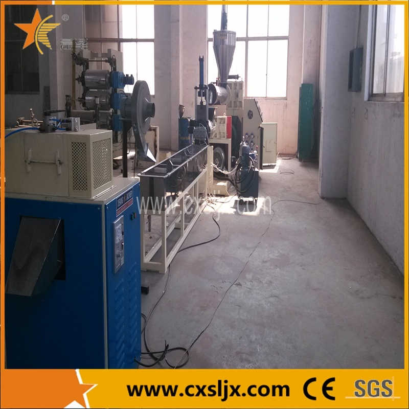 PP PE Water Cooling Noodle Strand Pelletizing Line