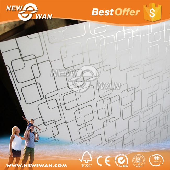 4ftx8FT Decorative UV MDF Panels for Kitchen Furniture