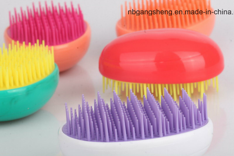 Plastic Hair Brush Hot Sale Pocket Brush Minibrush