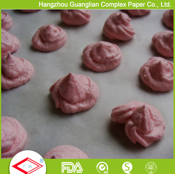 40GSM Pre-Cut Oven Safe Non-Stick Baking Paper Sheet