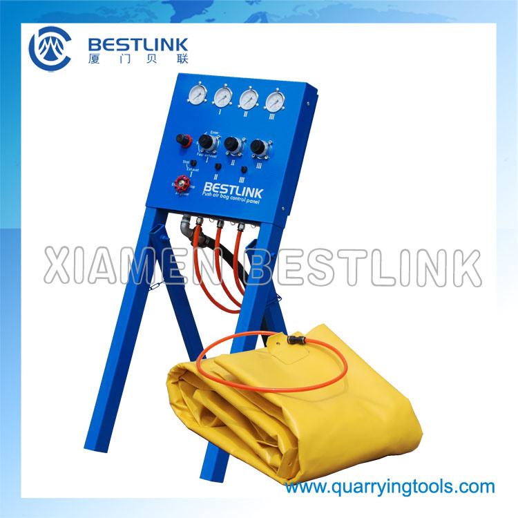 Bestlink Pushing Air Bag for Stone Cutting