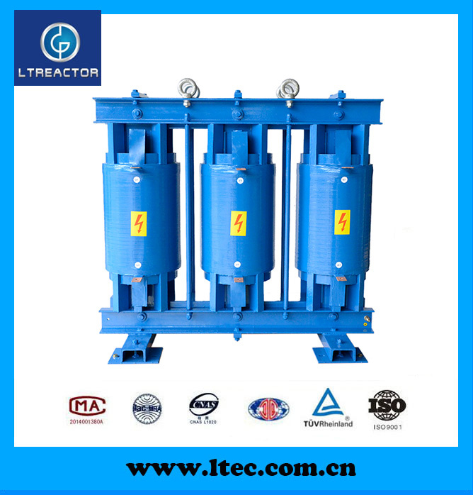 Medium Voltage Three Phase Filter Reactor Price
