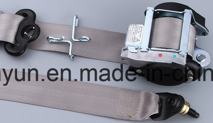 Pre-Crash Seatbelt of Peugeot 307