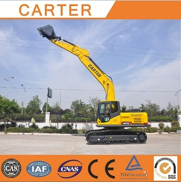 Carter CT240-8c Crawler Backhoe Excavator