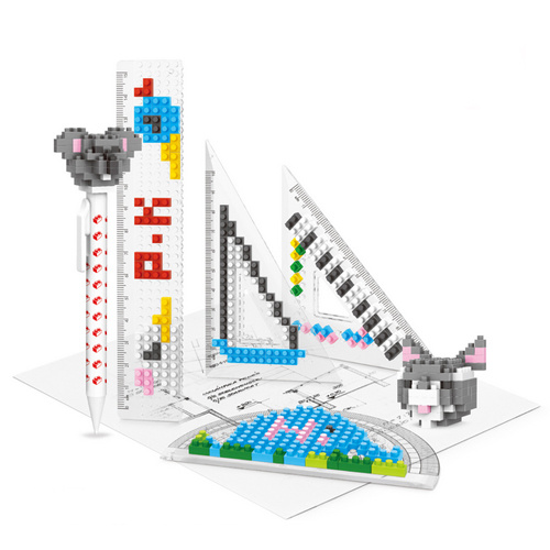 Children Gift Toy Bricks Stationery (H03120178)