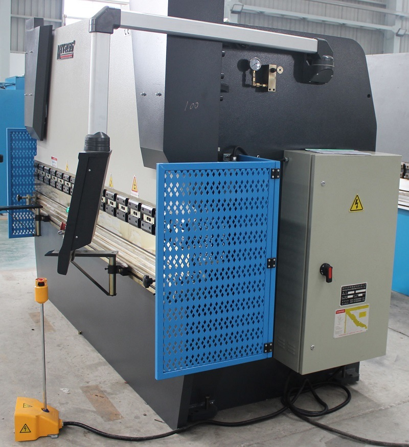 E21 Wc67k Series Hydraulic Press Brake with Ce Certificate