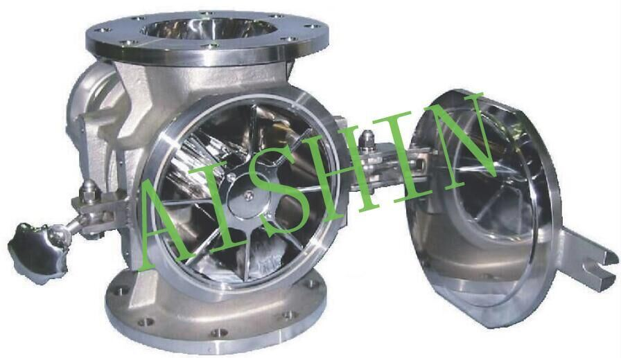 Rotary Valve (Sanitary type for disassembling and washing)