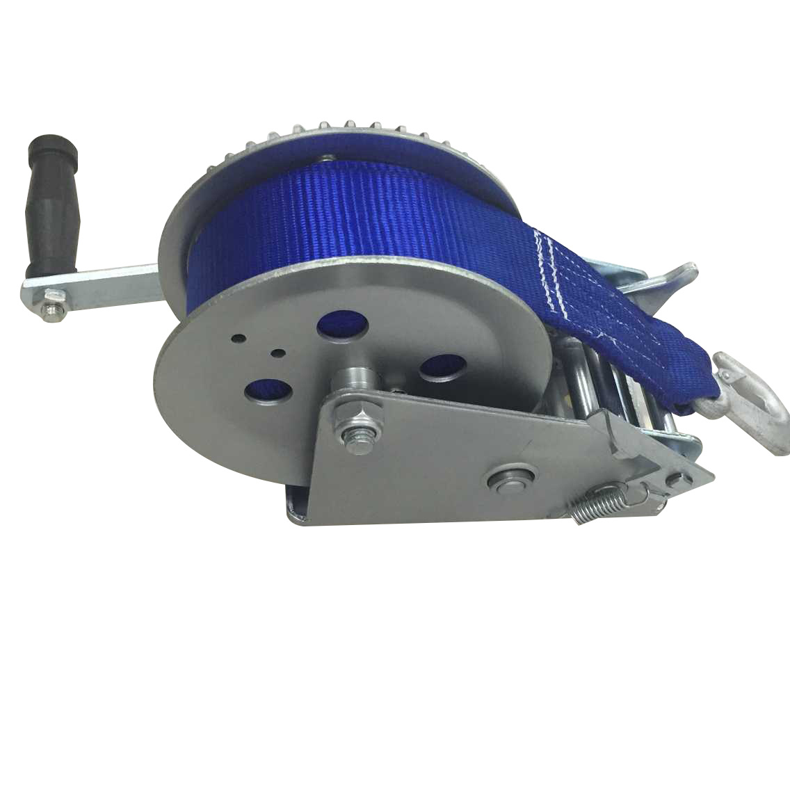 Hand Winch 2500lbs Dacromet with Cable
