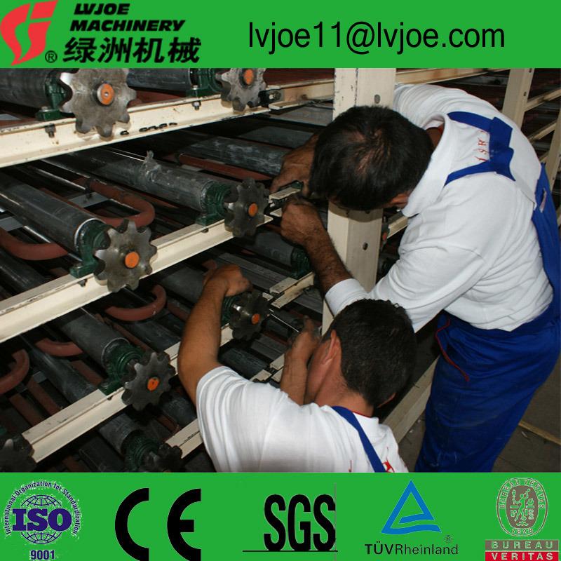 Full Automatic Gypsum Board Machines