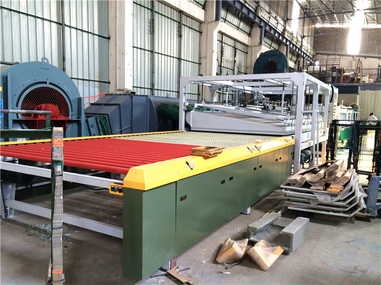 Small Float Glass Tempering Machinery