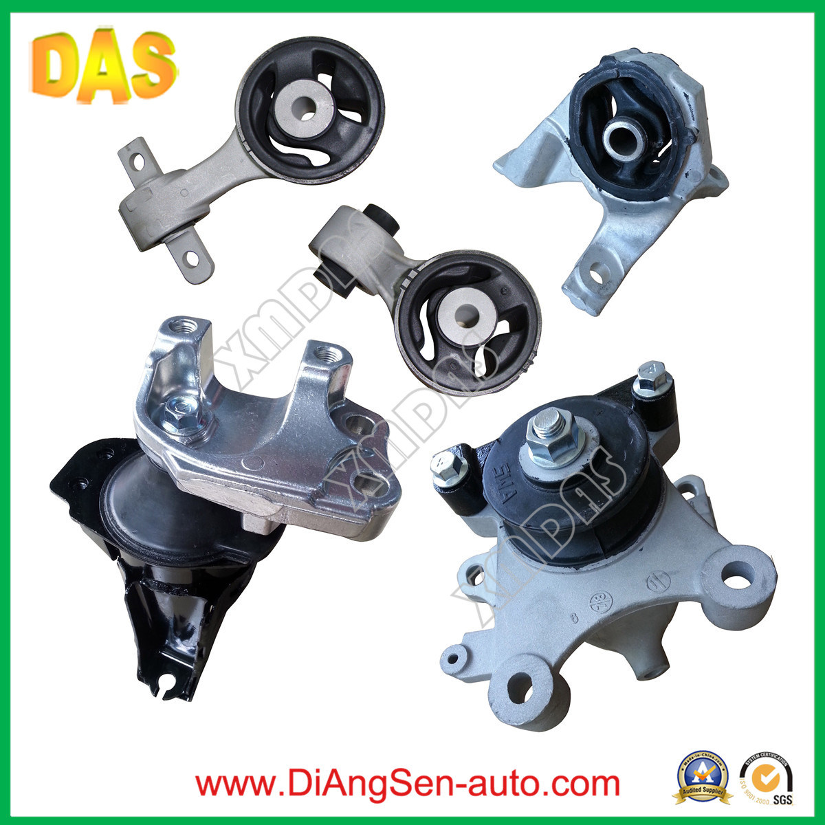 Auto/Car Parts--Engine Rubber Motor Mounting for Honda Acura