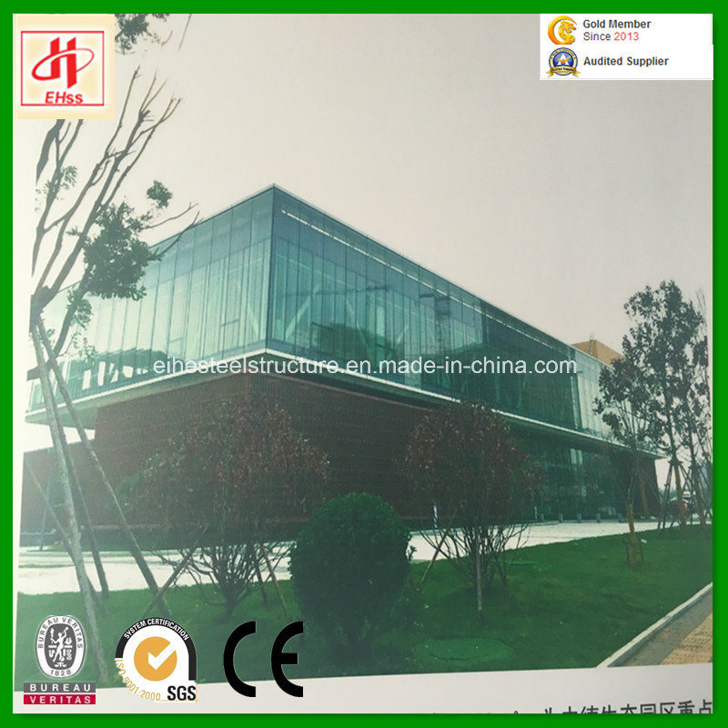 Construction Prefabricated Steel Structure Warehouse