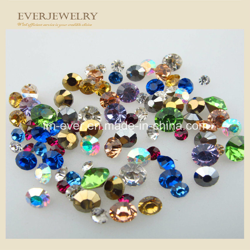 Crystal or Color Rhinestone Strass