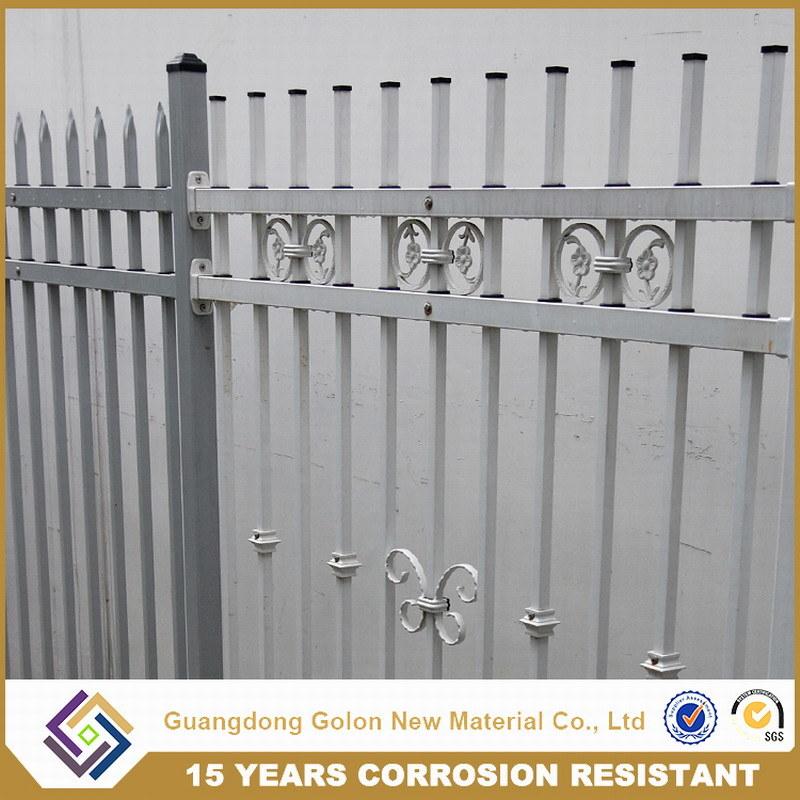 Garden or Yard Decor Wrought Iron Used Fence Panels