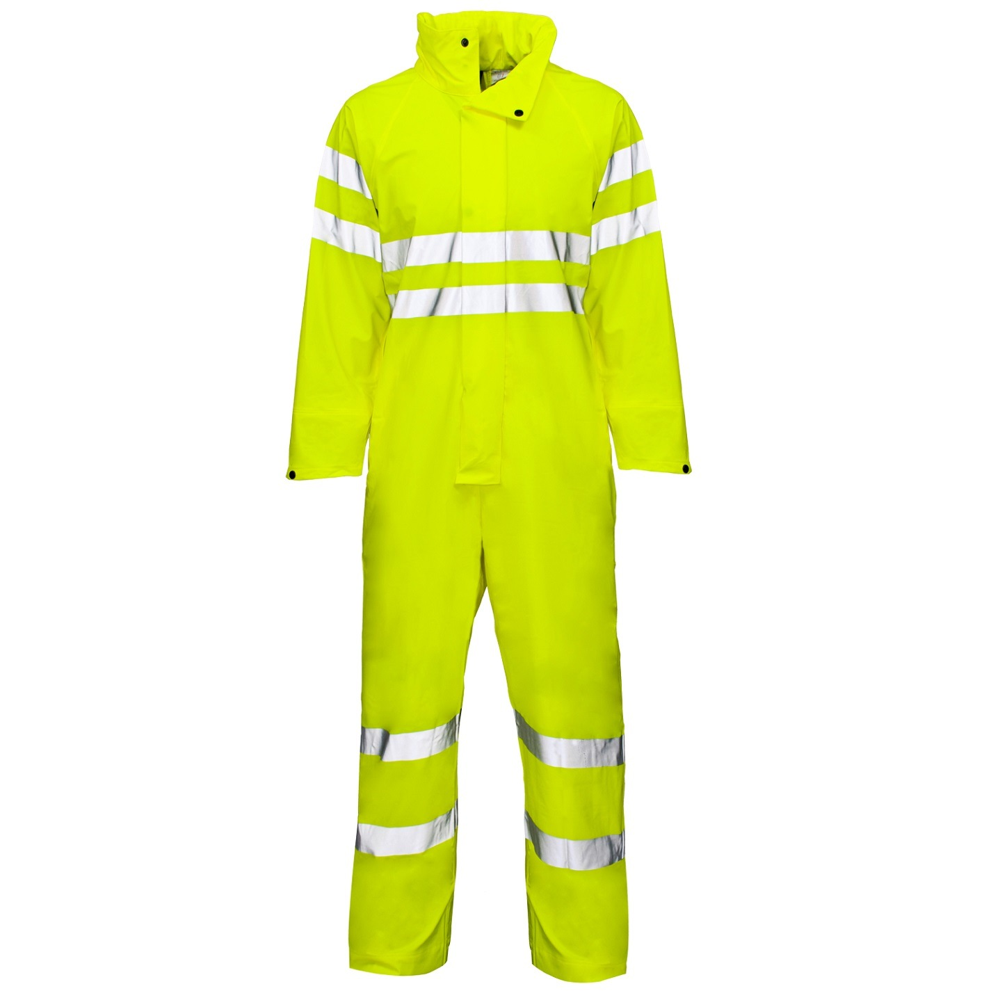 High Visibility Coverall with En20471 (C2476)