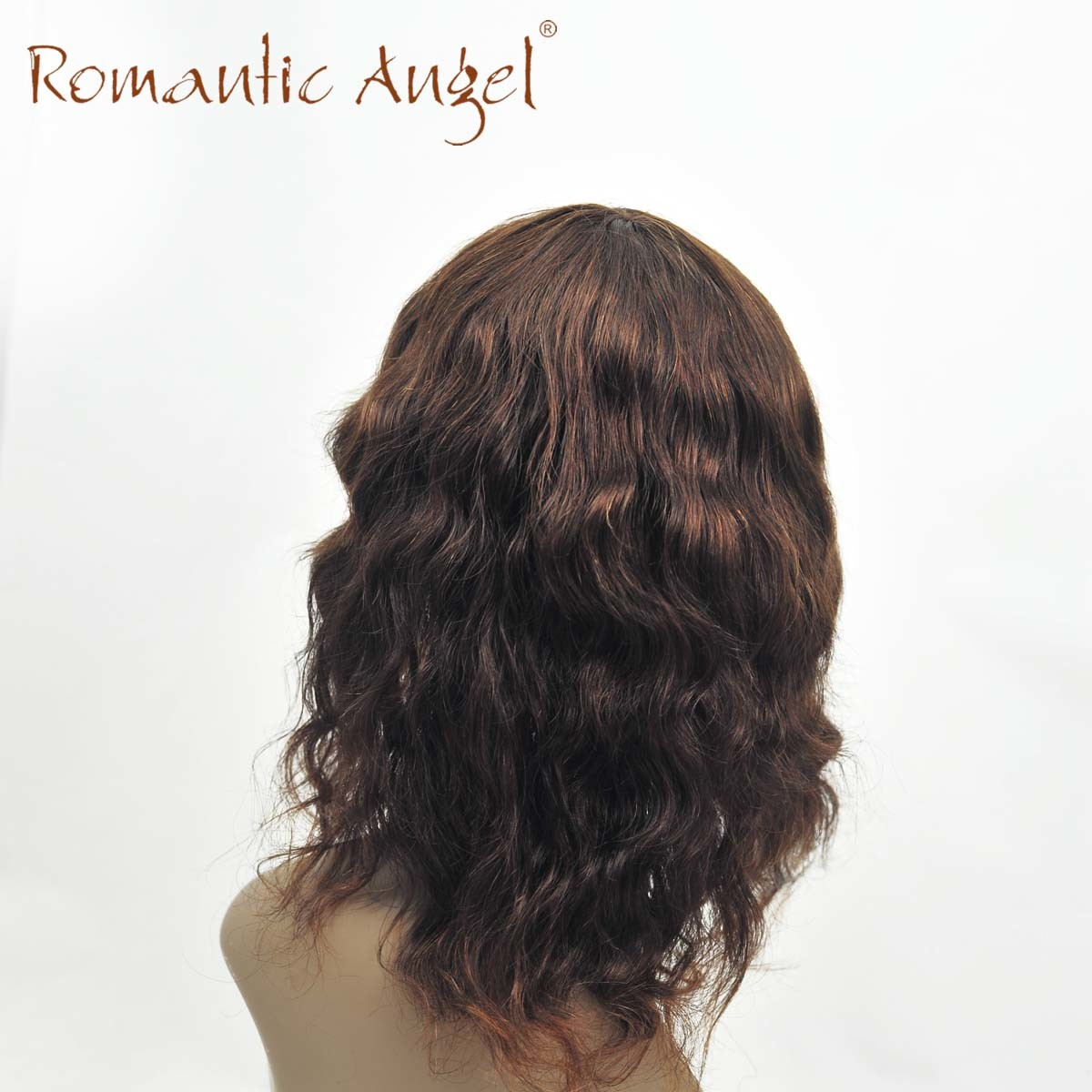 2016 New Styles of Human Hair Machine Made Wigs