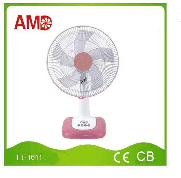 Hot-Sales Good Quality Table Fan with CB Ce Approval (FT-1611)