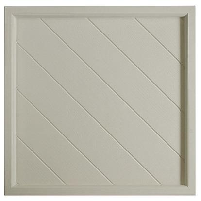 White Waterproof SMC Ceiling Panel