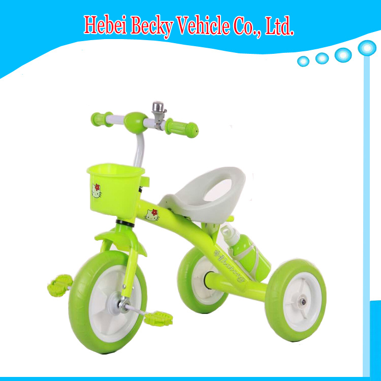 China Wholesale Baby Tricycle Stroller Scooter Kids Tricycle