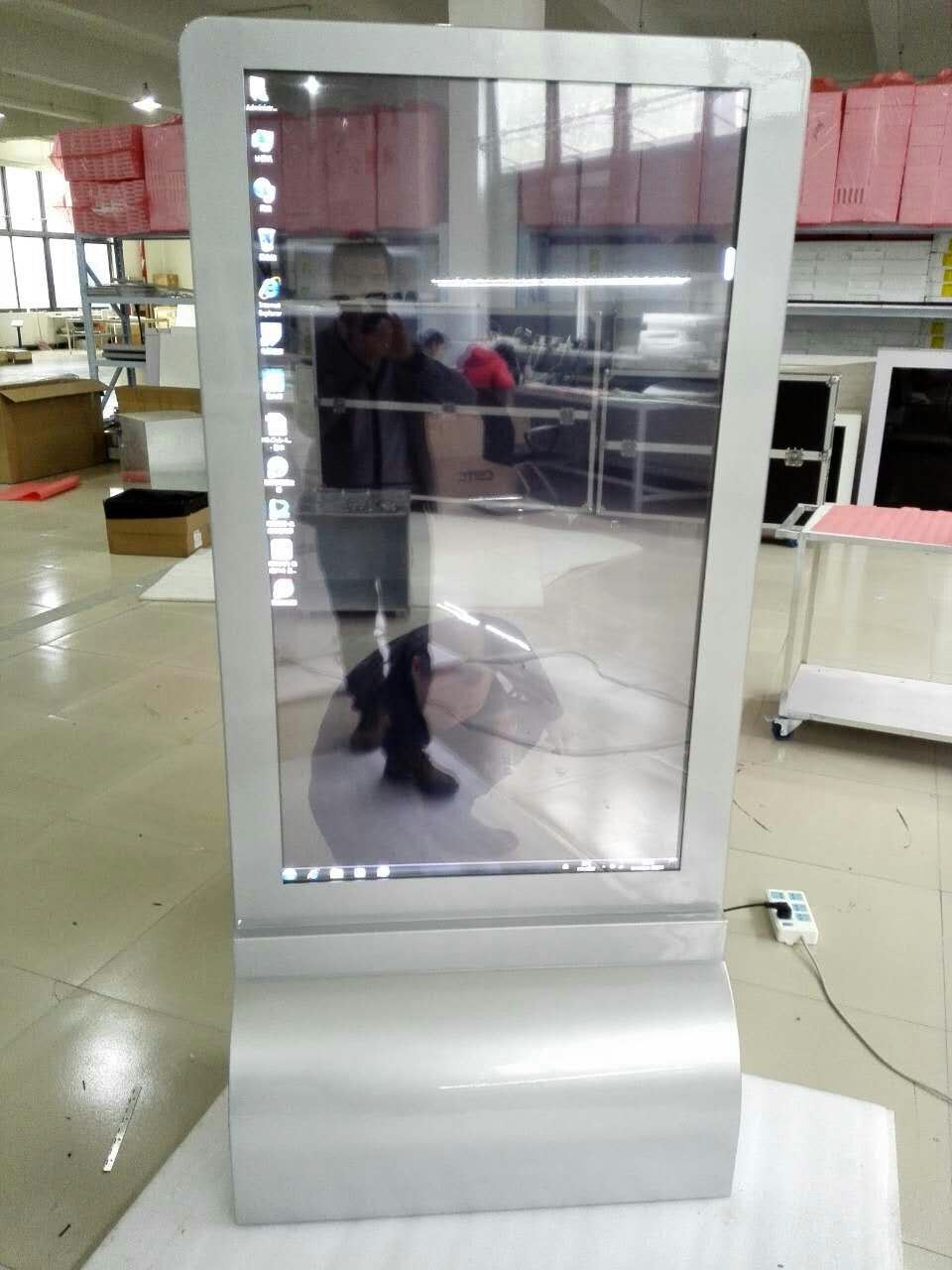 Transparent LCD 55inch OLED Display