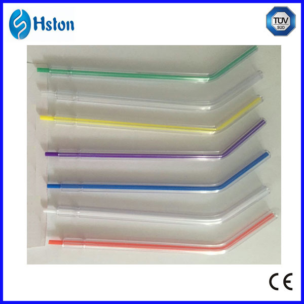 Air Water Syringe Tips Inner Color Outside Transparent