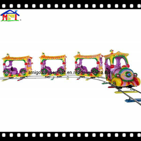 Amusement Equipment for Indoor and Outdoor Playground The Little Train