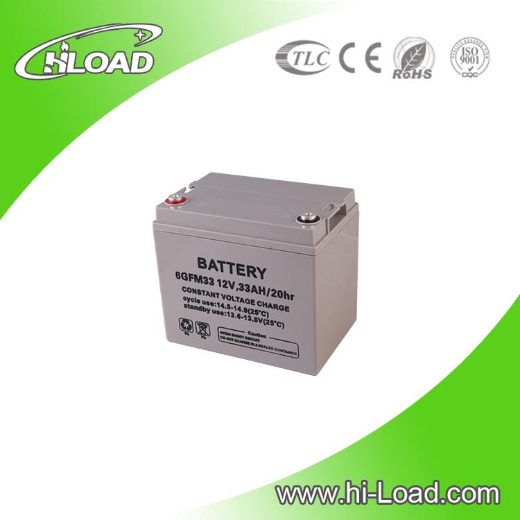 Hi-Load OEM 12V 18ah Sealed Solar VRLA Battery