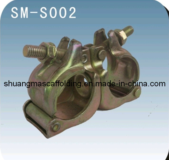 Scaffolding Bs1139 Pressed Scaffolding Coupler