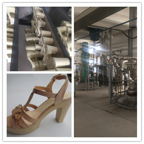 Low Density Polyurethane Resin for High Heel Shoe Sole