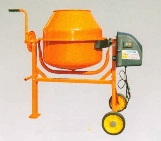 Construction Mini Standard Concrete Mixer