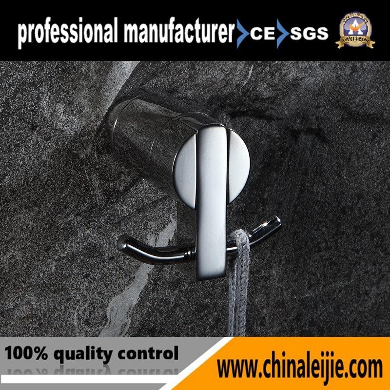 New Design Stainless Steel Robe Hook for Bathroom (LJ55004)