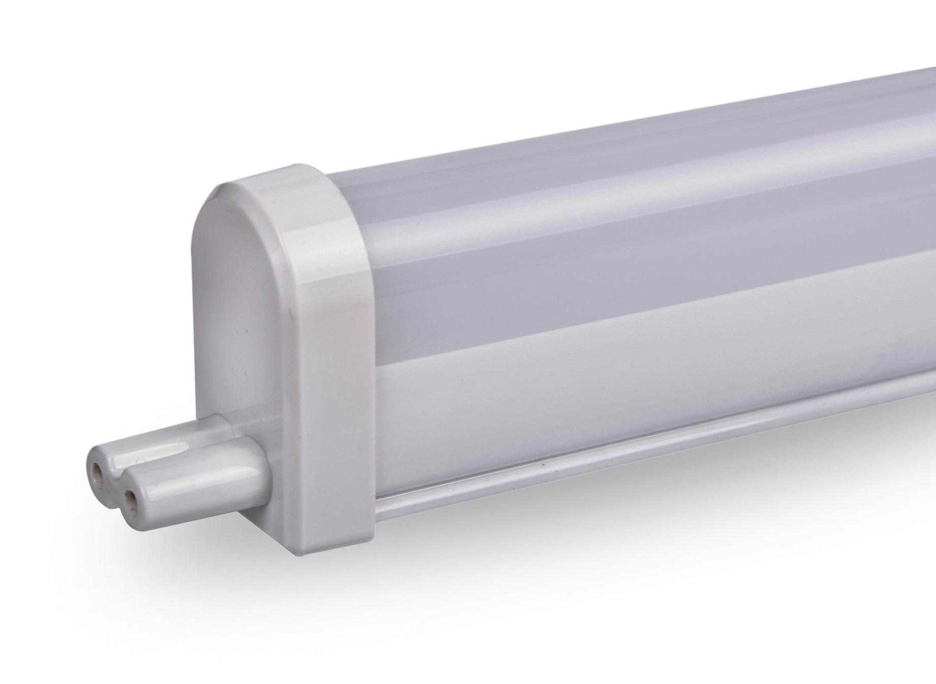 4W 8W 12W 16W G13 Aluminum PC T5 LED Tube