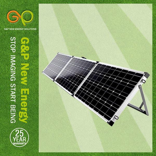 Gp 240W Folding Panel Portable Mono PV Solar Modules