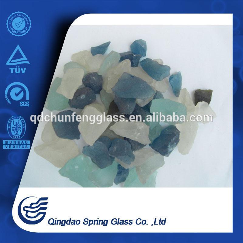 Elegant Glass Rocks