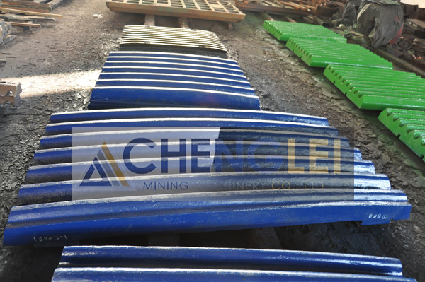 Alloy Steel Jaw Plate