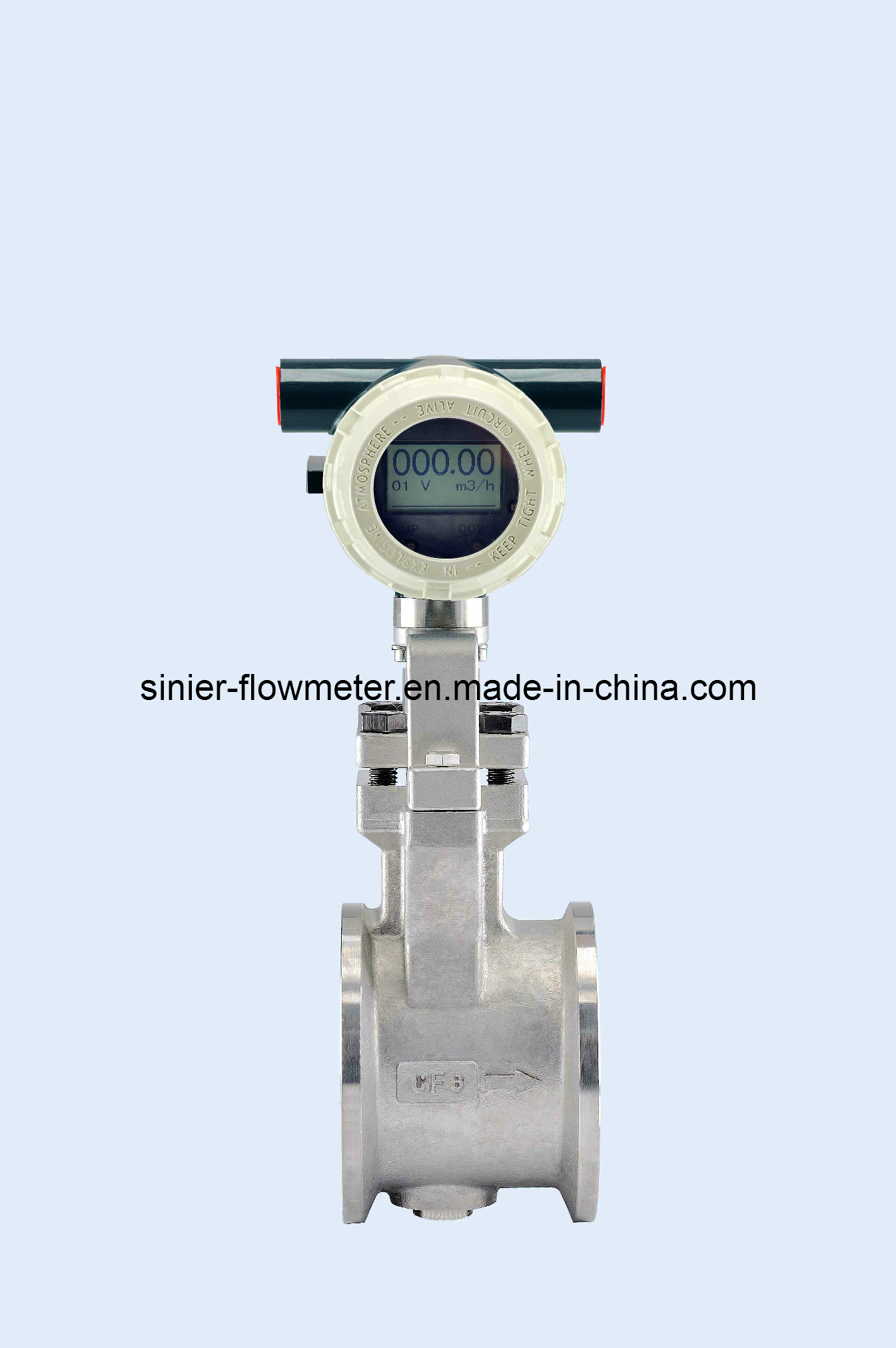 Digital Vortex Flow Meter (SVH)