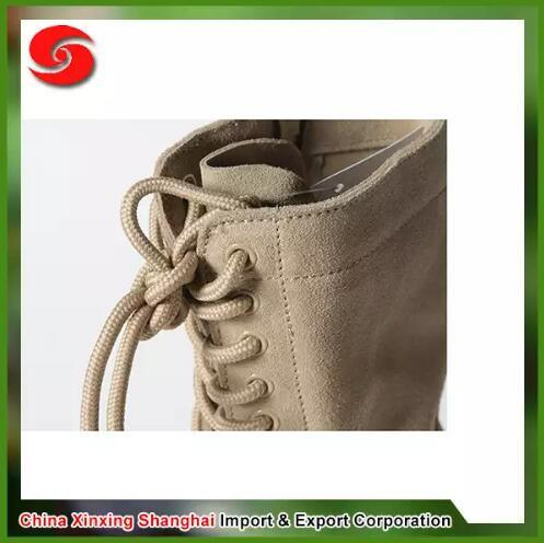 Genuine Leather Military Combat Desert Boots