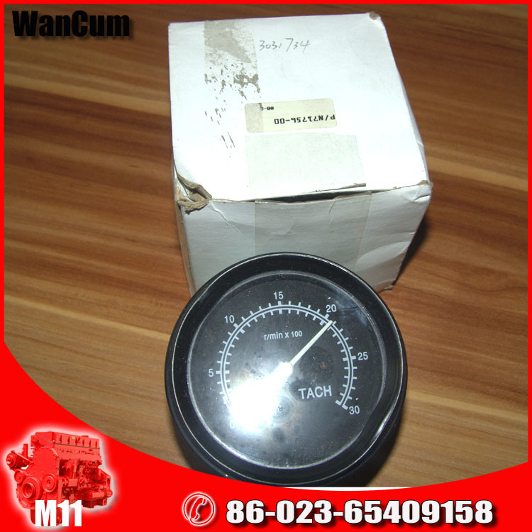 Cummins Generator Parts Electric Tachometer 3031734
