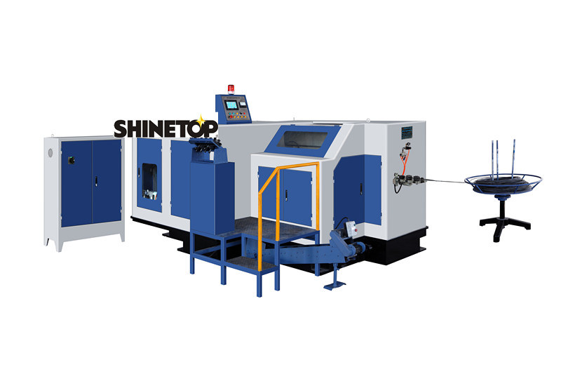 5 Station Cold Forging Machine Stbf-17b5s