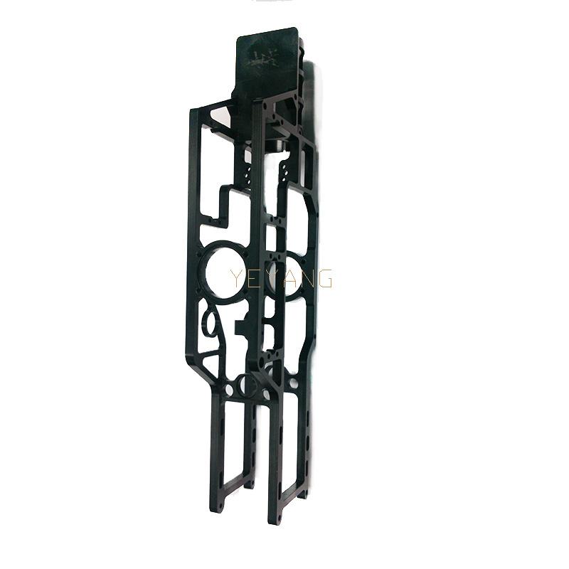 CNC Milling Machine Part Aluminum Precision Toy Parts Helicopter or Plane Model Parts
