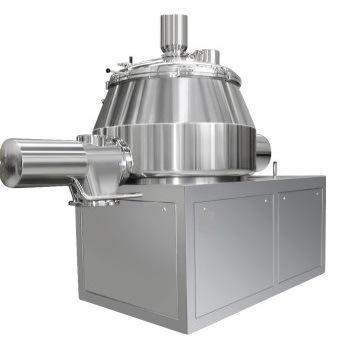 Lhs10 Wet Type Granulator Machine