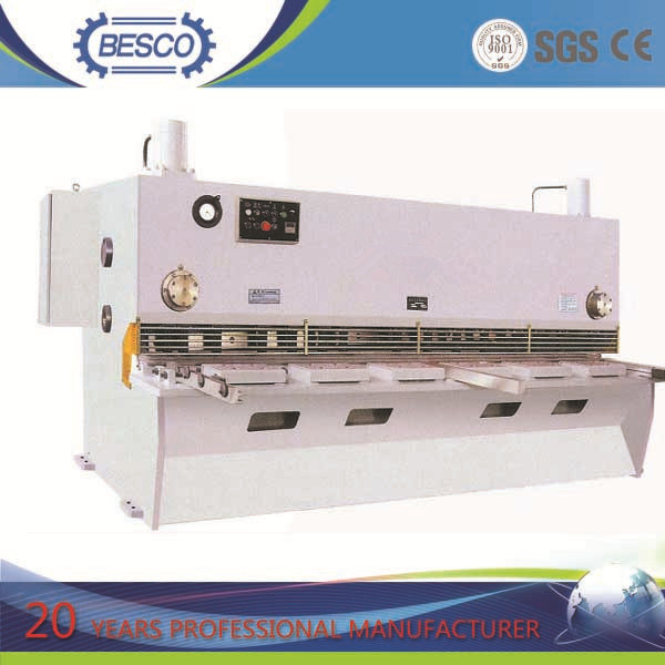 QC11y Hydraulic Guillotine Shears for Sale