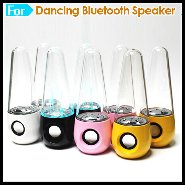 Fountain Dancing Bluetooth Water Show MP3 Mobile Phone Speaker
