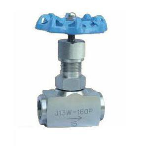 China Manufacture Inside Thread Needle Valves Customer Sized