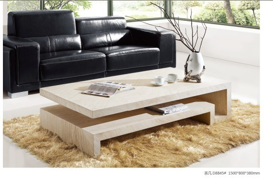 China Unusual Modern Design Europern Style Marbel Coffee Table For Living Room Furniture D8845