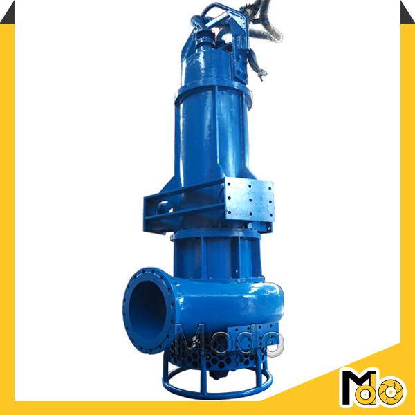 Agitator Centrifugal Submersible Slurry Pump for Sand Dredging