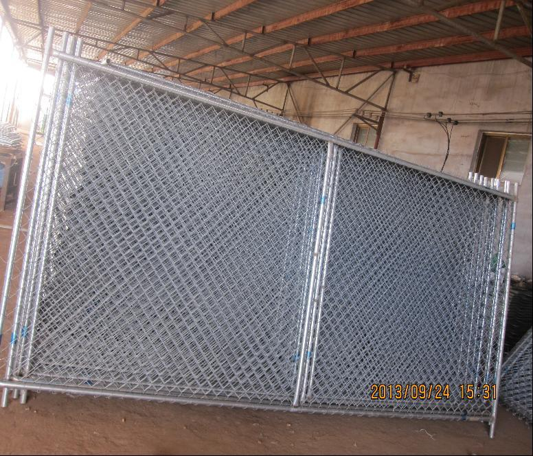 6foot*10foot American Chain Link Fence Temporary Fence/Temporary Fencing