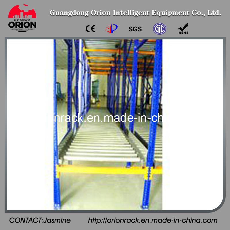 Ssteel Storage Warehouse Flow Gravity Shelves